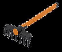 Грабельки ручные «Агроном Премиум» (7 зубьев, 40,5×17,5×8 см) АП 804