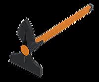 Мотыжка посадочная комбинированная «Агроном Премиум» (41×14×18,5 см) АП 801