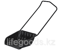 Скрепер для снега на колёсах «Таран» (скребок) 68×63см АП 084
