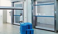 Внутренние ворота Hormann V 3015 Clean для специальных областей применения