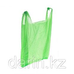 Пакеты зеленые Казахстан 60 шт