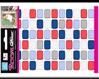 Стикер Декор. элементы № 2 3D - мини TLA 0602