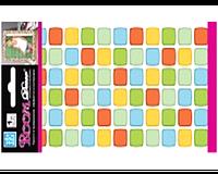 Стикер Декор. элементы № 3 3D - мини TLA 0603