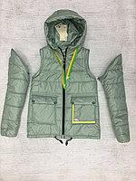Куртки - трансформеры 2 в 1  L.C.Janiee  Весна/осень