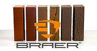 Керамический кирпич облицовочный Braer.