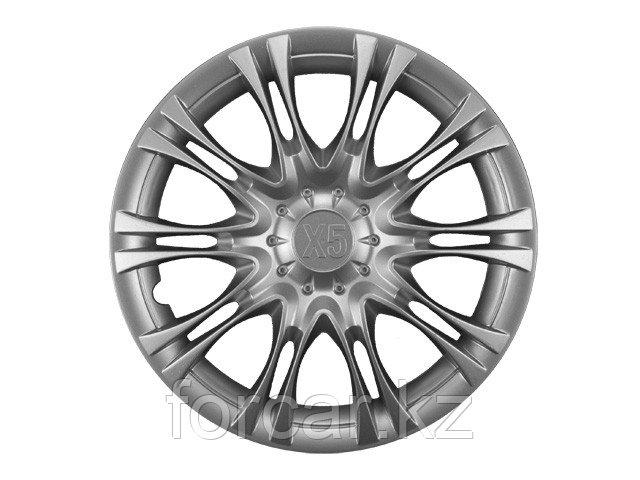 Колпак колесный LION X5 13 серебристый (4 шт.)