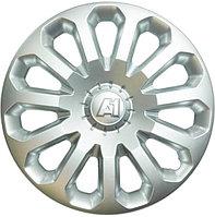 Колпак колесный LION А-1 14 серебристый (4 шт.)