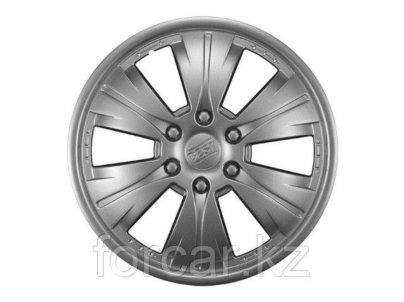 Колпак колесный LION Бест 14 серебристый (4 шт.), фото 2