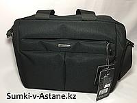 Компактная конференц сумка,с отделом под планшет.Высота 25 см, ширина 32 см, глубина 9 см., фото 1