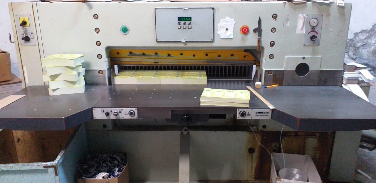 Бумагорезальная машина Adast MS 115-1