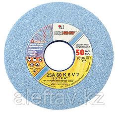Круг LUGA ABRAZIV заточной на керамической основе d300*40*76*63С