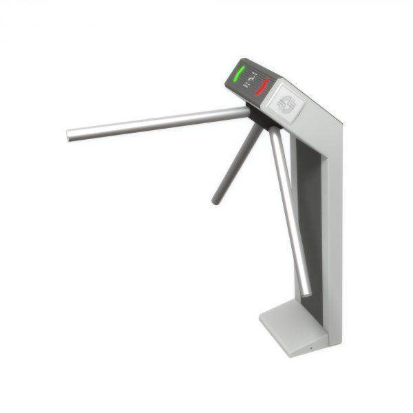 Турникет-трипод CARDDEX STR-02E со встроенным считывателем