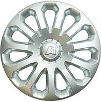 Колпак колесный LION А-1 15 серебристый (4 шт.)