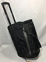 Средняя дорожная сумка на колесах Cantlor. Высота 36 см, ширина 58 см, глубина 30 см., фото 1