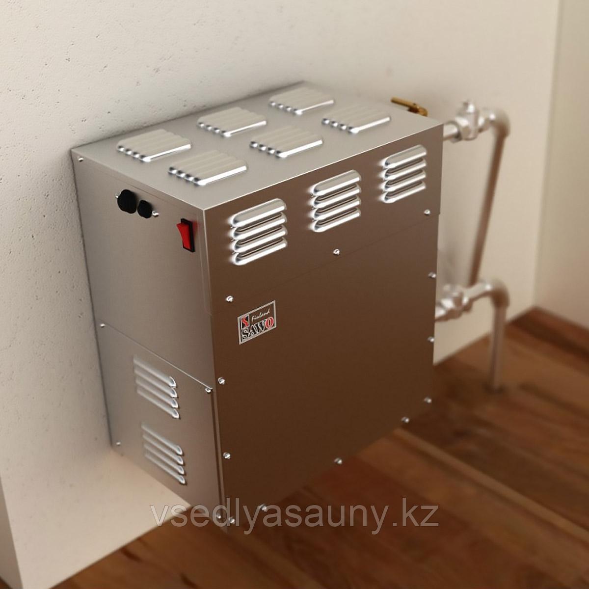 Парогенератор SAWO.STP-120-3 (пульт,авто-промывка,датчик). Финляндия.
