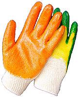 Перчатки прорезиненные тёплые