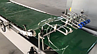 Фальце-склеивающая машина на 3-4 точки GALAXY-1100LB, фото 3