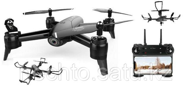 """Квадрокоптер(дрон) SG106 с двойной камерой, 22 минуты полёта, режим """"Следуй за мной"""" Full HD - фото 2"""