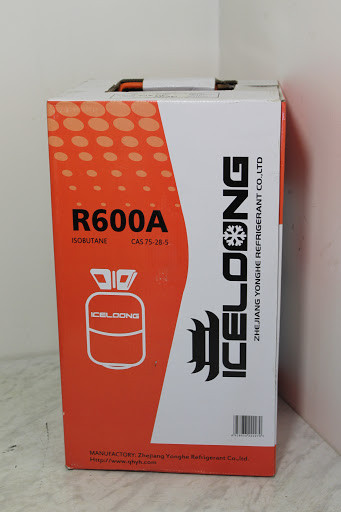 Фреон - GAS R 600А ICELONG (6.5 кг)