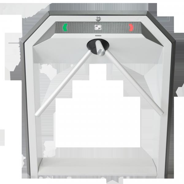 Тумбовый турникет CARDDEX STR-04E со встроенными считывателями