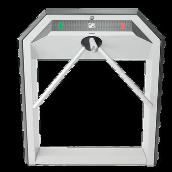 Тумбовый турникет CARDDEX STR-04M со встроенными считывателями