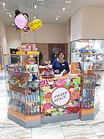 Продается готовый фирменный отдел для продажи детских сладостей, фото 1