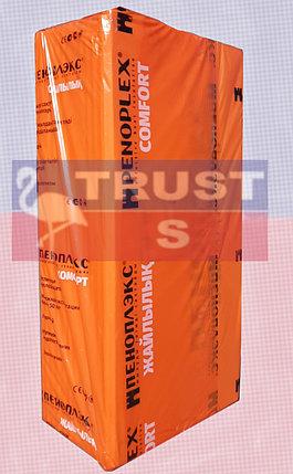 Экструзионный пенополистирол ПЕНОПЛЭКС КОМФОРТ® 585х1185 мм, фото 2