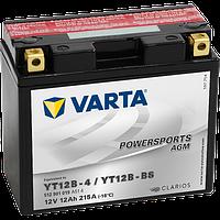 Аккумулятор Varta Powersports AGM YT12B-BS 12Ah 215A 150x70x131