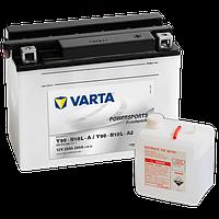 Аккумулятор Varta Powersports Y50N18L-A2 20Ah 260A 207x92x164