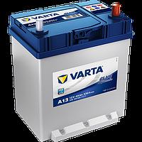 Аккумулятор Varta Blue Dynamic A13 40Ah 330A 189x135x227