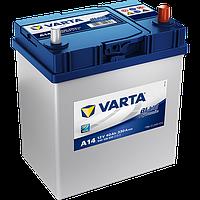 Аккумулятор Varta Blue Dynamic A14 40Ah 330A 189x135x227