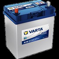 Аккумулятор Varta Blue Dynamic A15 40Ah 330A 189x135x227