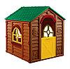Игровой дом Keter Ранчо Салатовый/Коричневый 17609669