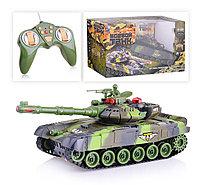 Большой радиоуправляемый боевой танк war tank, фото 1