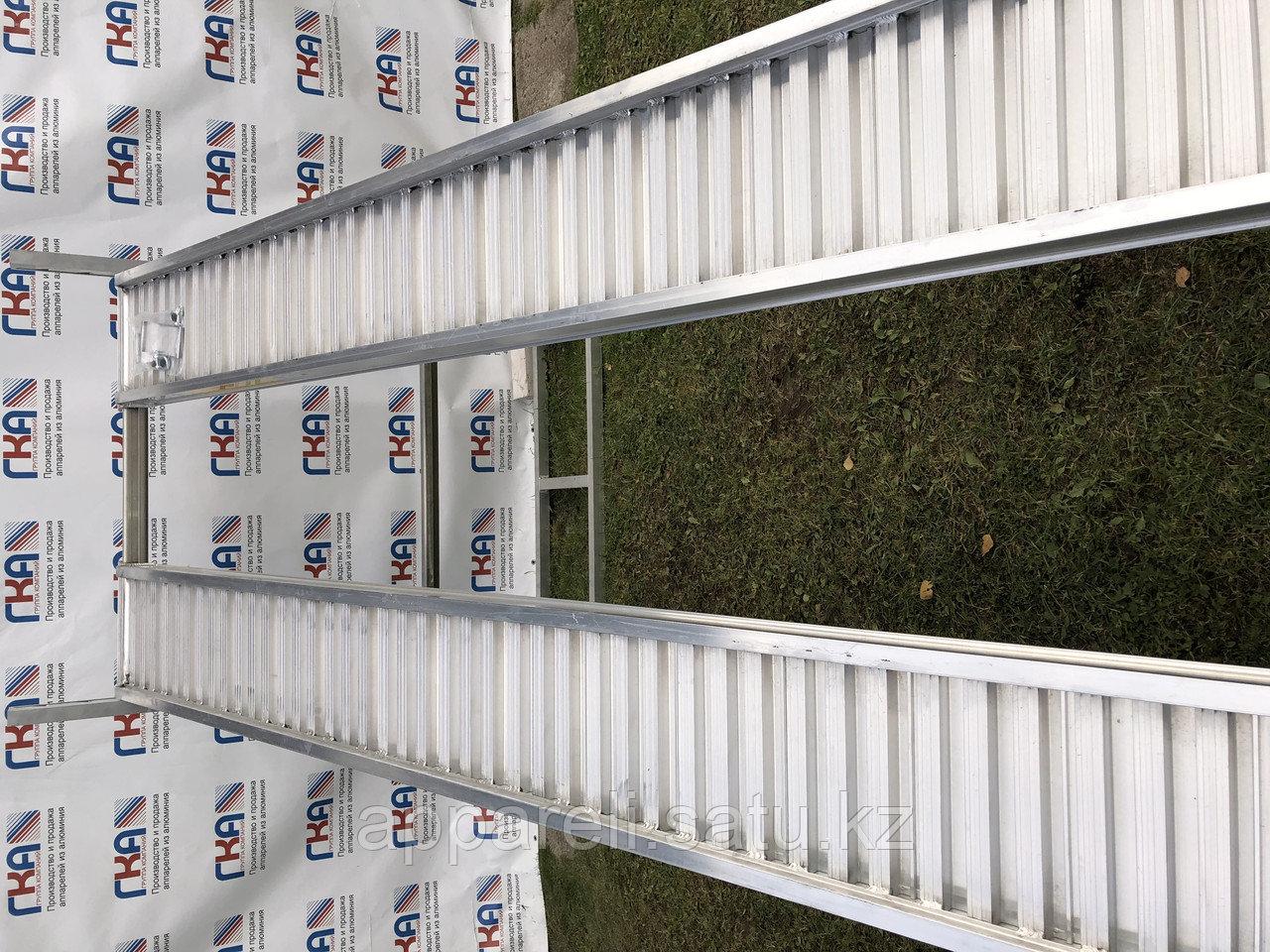 Погрузочные рампы от производителя 2,7 тонны, 4 метра
