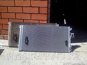 Радиатор кондиционера Porsche Cayenne / VW Touareg Б/У оригинал