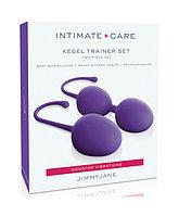 Набор тренажеров кегеля фиолетовый JIMMYJANE, фото 1