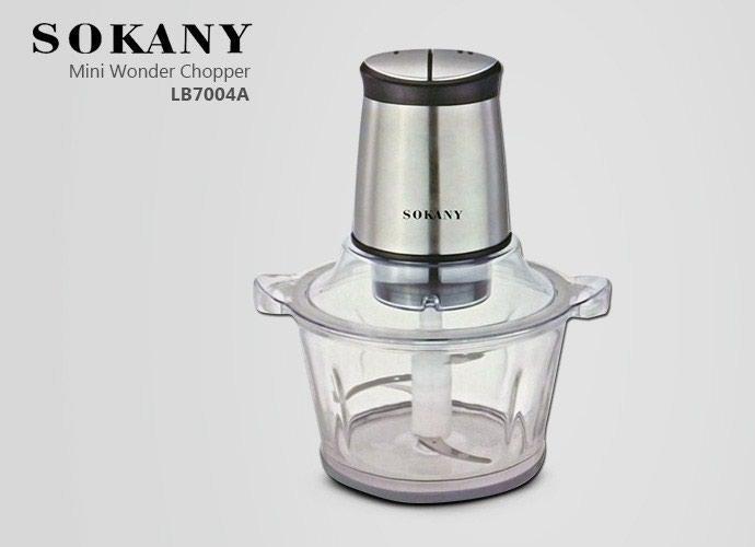 Измельчитель чоппер  Sokany LB7004A