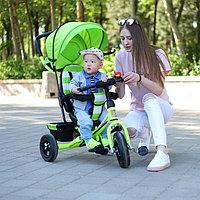 Детские трехколесные велосипед...