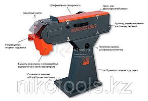 Односкоростной ленточный шлифовальный станок нового поколения N.KO Machines PASOVEC 150