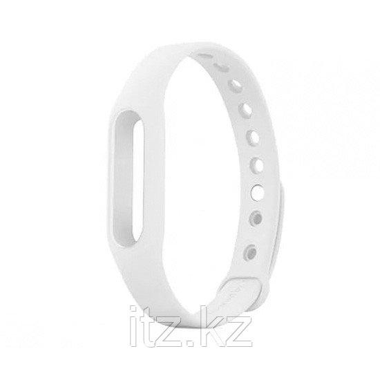 Сменный браслет для Xiaomi Mi Band 2 Белый