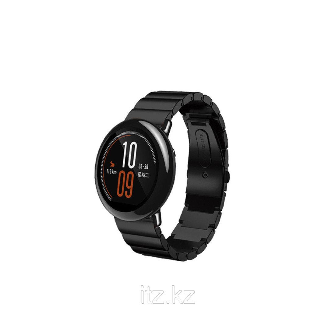 Сменный металлический браслет для умных часов Amazfit