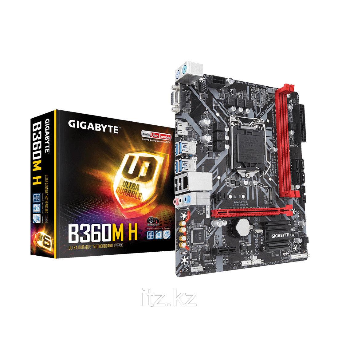 Материнская плата Gigabyte B360M H