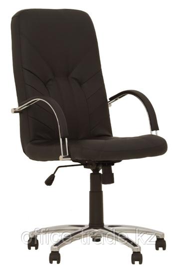 Кресло руководителя Manager Steel Chrome SP