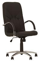 Кресло руководителя Manager Steel Chrome SP, фото 1