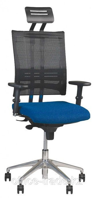 Кресло руководителя E-Motion R HR AL