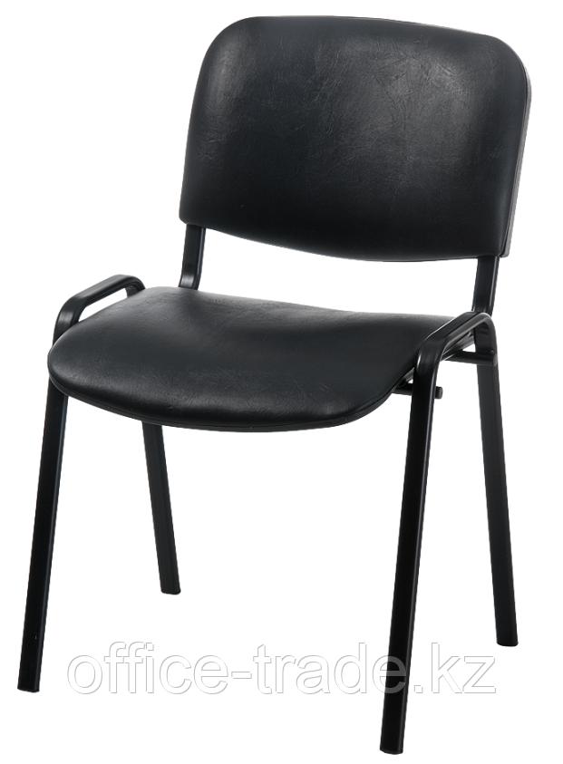 Стул ISO black V (кожзам)