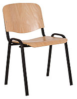 Стул ISO Wood black, фото 1