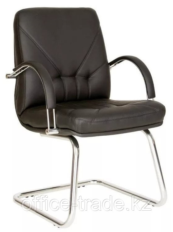 Кресло Manager Steel Chrome LB CF Eco