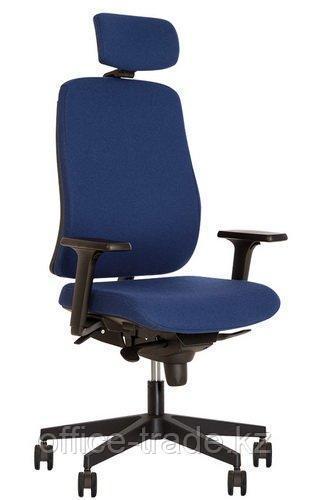 Кресло руководителя Absolut R HR Black WA PL70